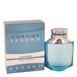 Chrome Legend Eau De Toilette Spray By Azzaro - ModaLtd Beauty