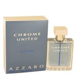 Chrome United Eau De Toilette Spray By Azzaro - ModaLtd Beauty