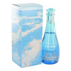 Cool Water Coral Reef Eau De Toilette Spray 3.4 Oz  for Women By Davidoff - ModaLtd Beauty
