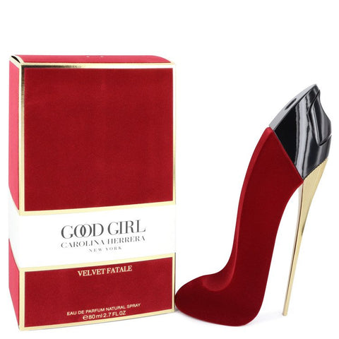 Good Girl Velvet Fatale Eau De Parfum Spray by Carolina Herrera
