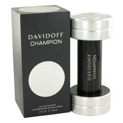 Davidoff Champion Eau De Toilette Spray By Davidoff - ModaLtd Beauty