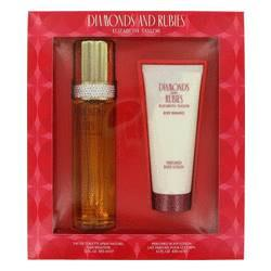 Diamonds & Rubies Gift Set By Elizabeth Taylor - ModaLtd Beauty