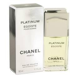 Egoiste Platinum Eau De Toilette Spray By Chanel - ModaLtd Beauty