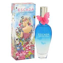 Escada Turquoise Summer Eau De Toilette Spray By Escada - ModaLtd Beauty  - 1