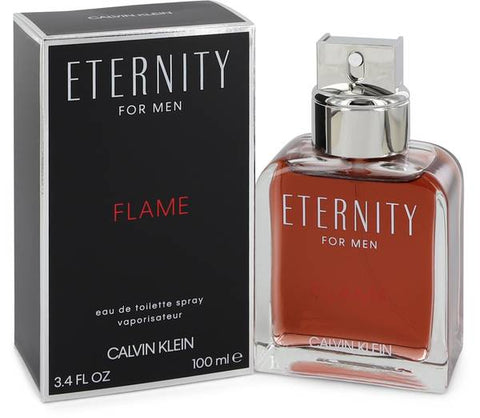 Eternity Flame  Eau De Toilette Spray by Calvin Klein