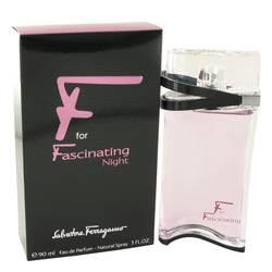 F For Fascinating Night Eau De Parfum Spray By Salvatore Ferragamo - ModaLtd Beauty