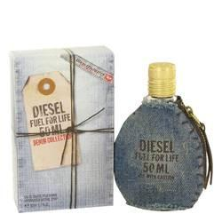 Fuel For Life Denim Eau De Toilette Spray By Diesel - ModaLtd Beauty