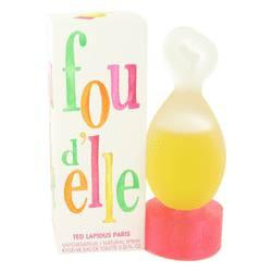 Fou D'elle Eau De Toilette Spray By Ted Lapidus - ModaLtd Beauty