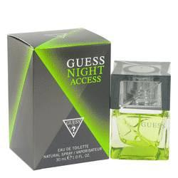 Guess Night Access Eau De Toilette Spray By Guess - ModaLtd Beauty