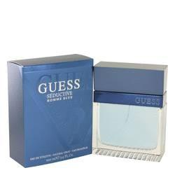 Guess Seductive Homme Blue Eau De Toilette Spray By Guess - ModaLtd Beauty