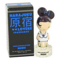 Harajuku Lovers Music Eau De Toilette Spray By Gwen Stefani - ModaLtd Beauty  - 1