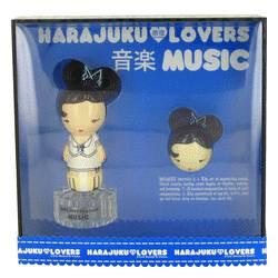 Harajuku Lovers Music Gift Set By Gwen Stefani - ModaLtd Beauty