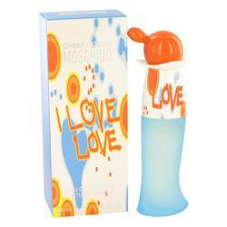 I Love Love Eau De Toilette Spray By Moschino - ModaLtd Beauty  - 1