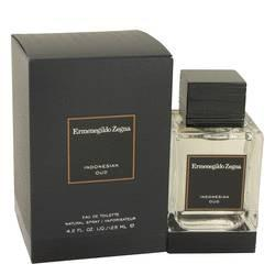 Indonesian Oud Eau De Toilette Spray By Ermenegildo Zegna - ModaLtd Beauty