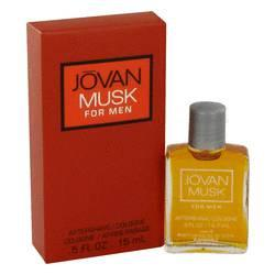 Jovan Musk Aftershave/Cologne By Jovan - ModaLtd Beauty