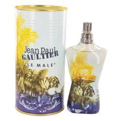 Jean Paul Gaultier Summer Fragrance Cologne Spray Tonique (2015) By Jean Paul Gaultier - ModaLtd Beauty