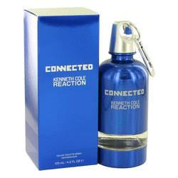 Kenneth Cole Reaction Connected Eau De Toilette Spray By Kenneth Cole - ModaLtd Beauty
