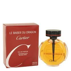 Le Baiser Du Dragon Eau De Parfum Spray By Cartier - ModaLtd Beauty