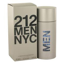 212 Eau De Toilette Spray for Men By Carolina Herrera - ModaLtd Beauty