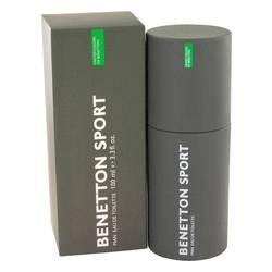 Benetton Sport Eau De Toilette Spray By Benetton - ModaLtd Beauty
