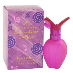 Lollipop Splash Remix Vision Of Love Eau De Parfum Spray By Mariah Carey - ModaLtd Beauty