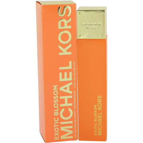 Michael Kors Exotic Blossom Eau De Parfum Spray by Michael Kors