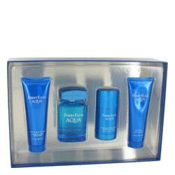 Perry Ellis Aqua Gift Set By Perry Ellis - ModaLtd Beauty