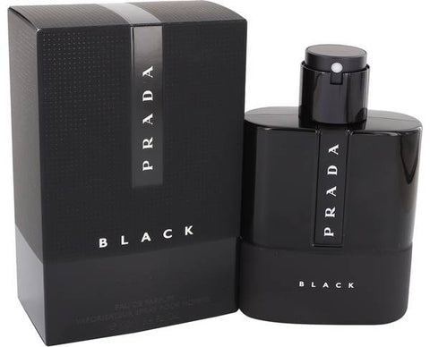 Prada Luna Rossa Black Eau De Parfum Spray for Men