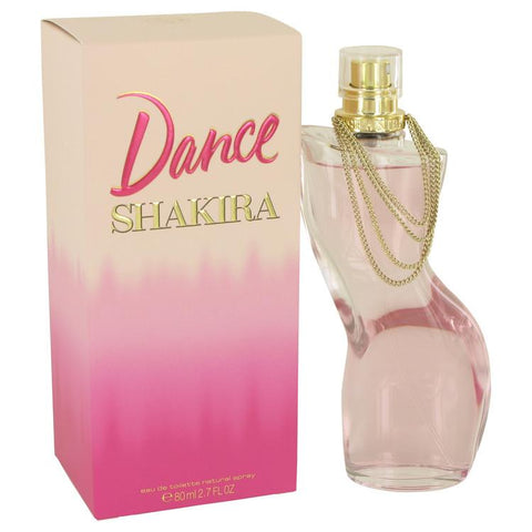 Shakira Dance 2.7 oz Eau De Toilette Spray