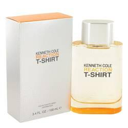 Kenneth Cole Reaction T-shirt Eau De Toilette Spray By Kenneth Cole - ModaLtd Beauty