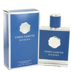 Vince Camuto Homme Eau De Toilette Spray By Vince Camuto - ModaLtd Beauty