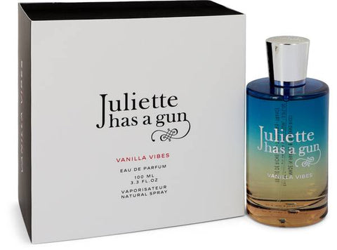 Vanilla Vibes Eau De Parfum Spray by Juliette Has a Gun