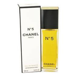 Chanel # 5 Eau De Toilette Spray By Chanel - ModaLtd Beauty