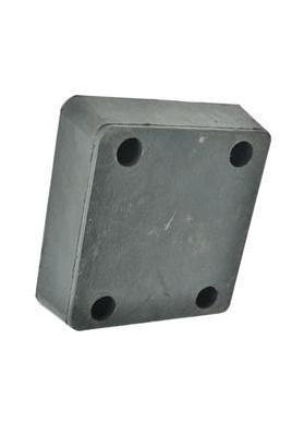 NV Bumpers and Wheel Chocks::Molded Rubber Bumpers MFRM-41213