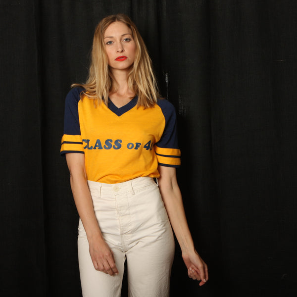 Vintage Class Of '40 Paper Thin Tee