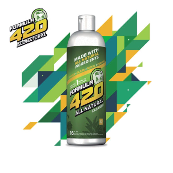 All Natural Formula 420 Cleaner