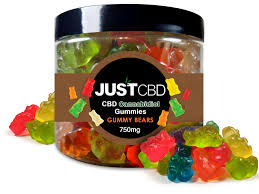 Just CBD - Gummies - 750mg - CLICK FOR OPTIONS