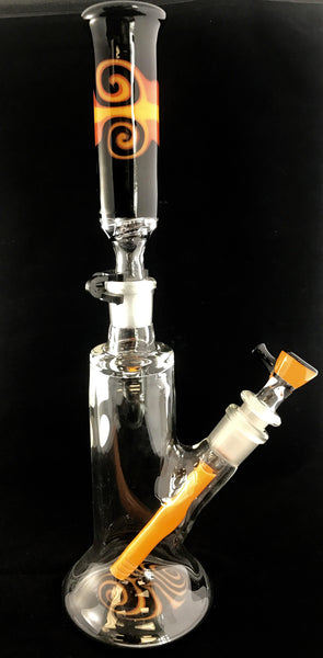 BC Glass Lego Tube