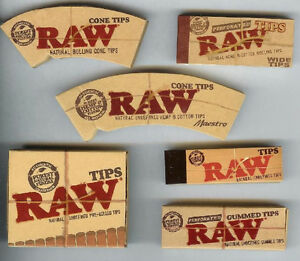Raw Tips - CLICK FOR OPTIONS