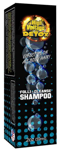 High Voltage - Shampoo - Detox