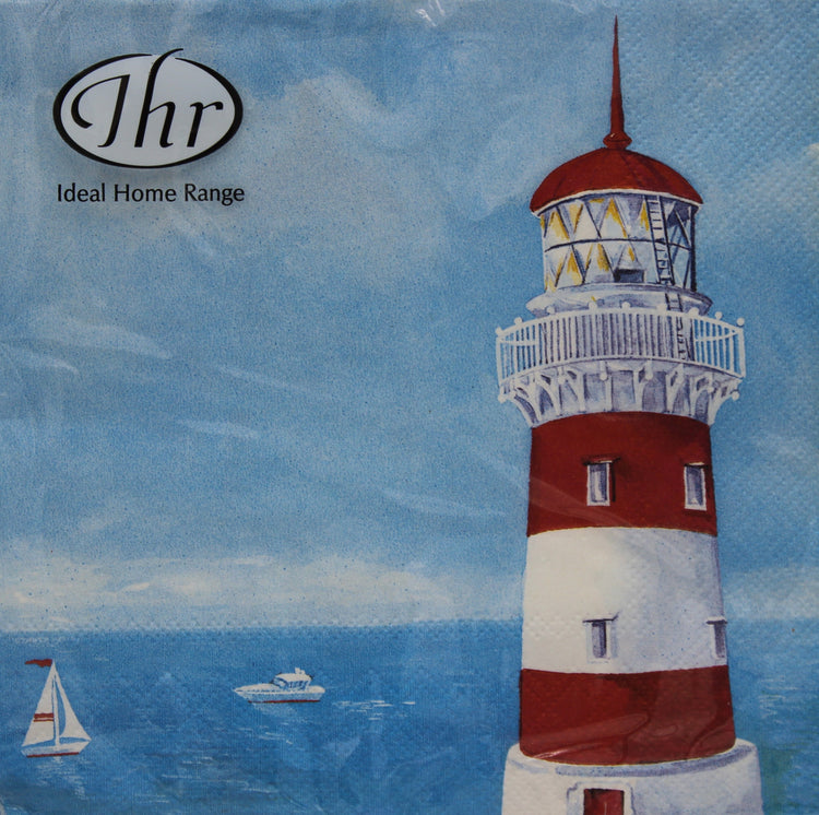 Waterside Lighthouse Napkins