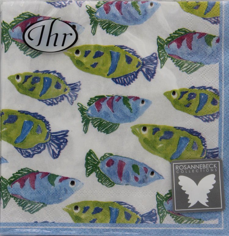Fish Napkins
