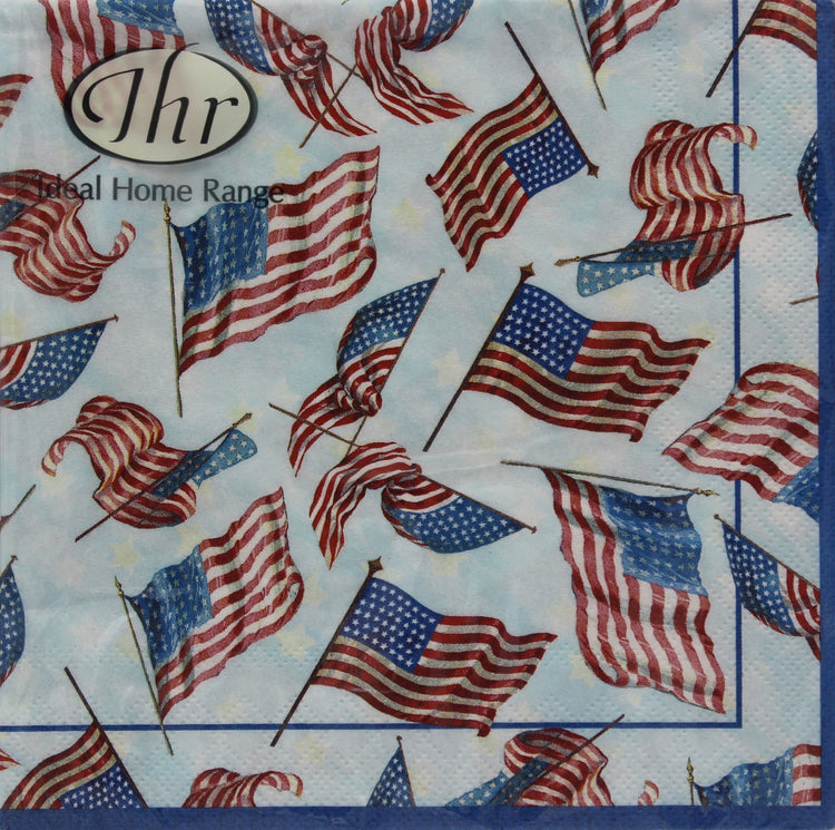 Grand Old Flag Napkins