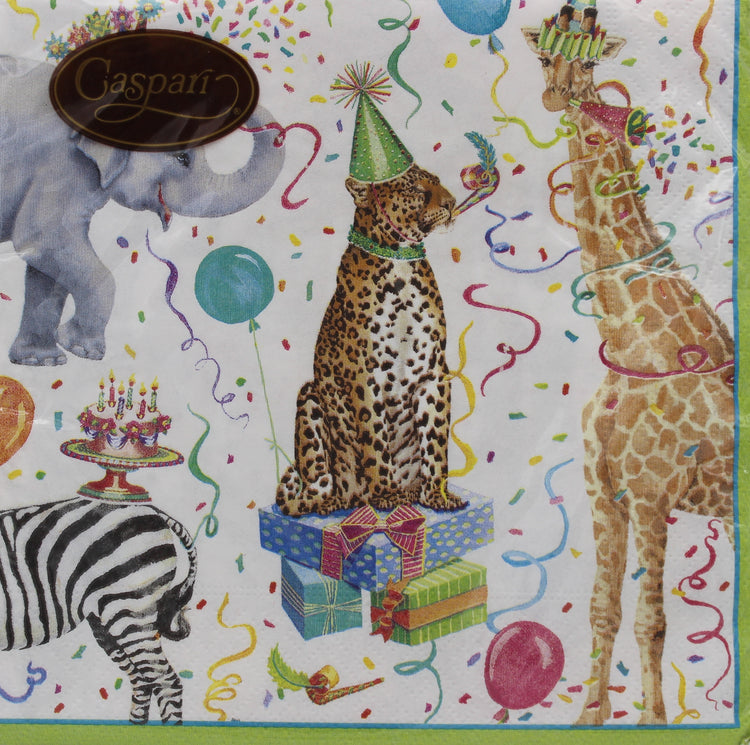 Safari Party Animal Napkins