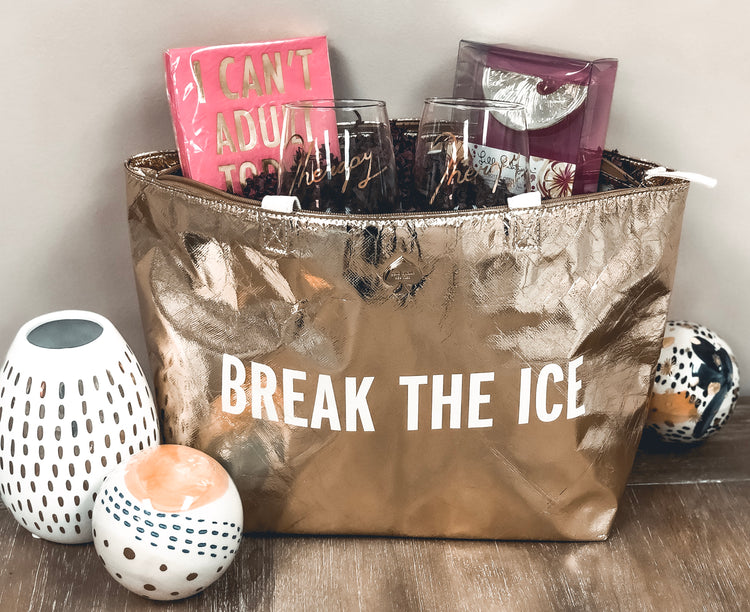 """Break the Ice"" Kate Spade Gift Basket"