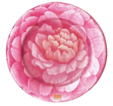Camellias Salad/Dessert Plates