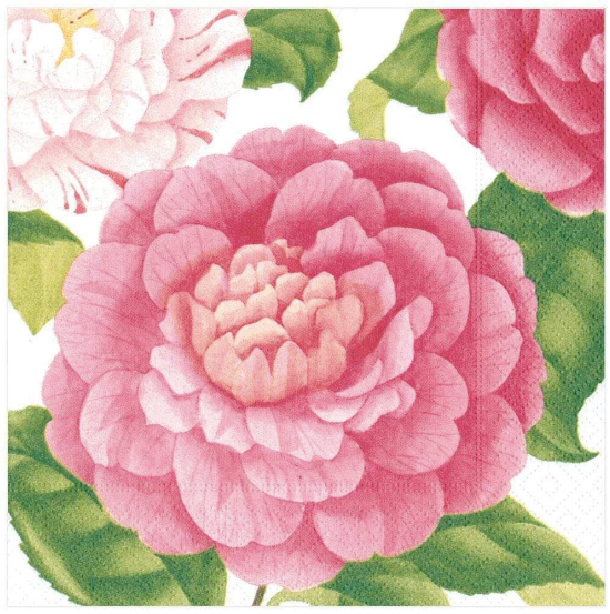 Camellias Napkins