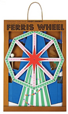 Ferris Wheel Cupcake Centerpiece