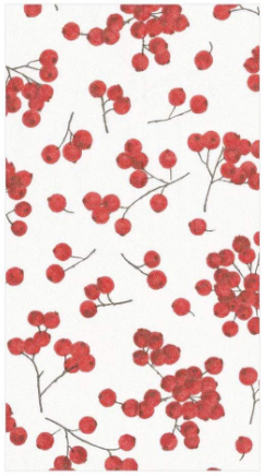 Berry Gathering Luncheon Napkin