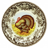 Woodland Thanksgiving Dinner Plates